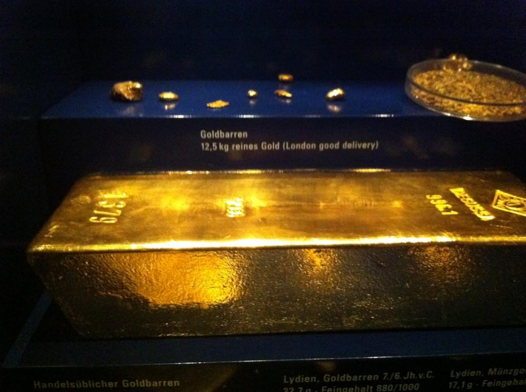 Sind usnere Goldreserven längst für Börsenspkulationen verpulvert worden?