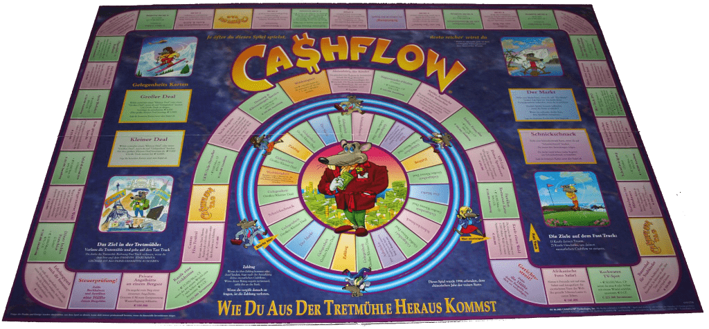 Cashflow 101 von Robert Kiyosaki