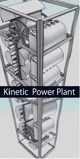 Auftriebskraftwerk der GenoGen eG - der Turbo für die Energiewende?