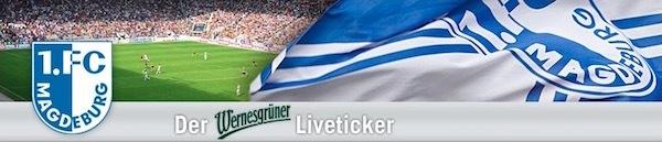 Link zum offiziellen Liveticker des 1.FC Magdeburg