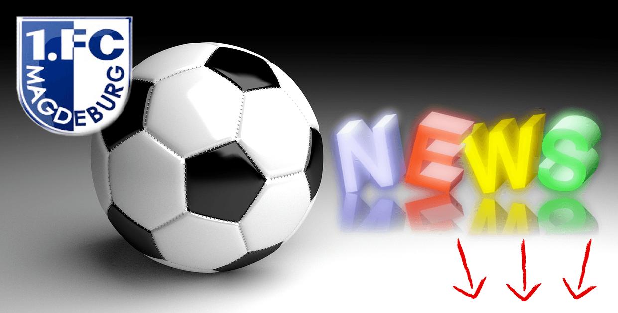 1.FC Magdeburg-News