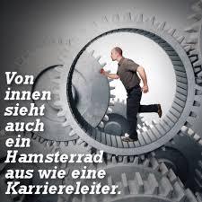 Hamsterrad, Karriereleiter
