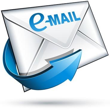 Bild einer Email