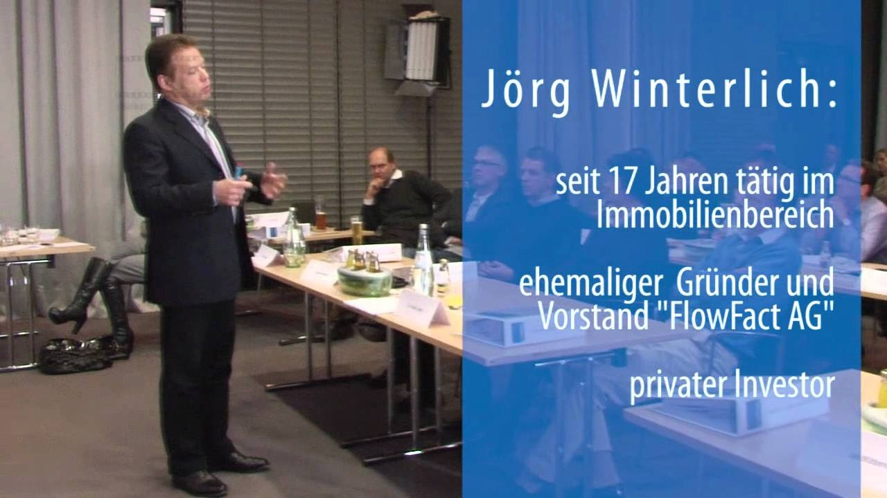 Immobilien-Impuls-Training mit Jörg Winterlich