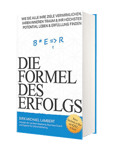 """""""Die Formel des Erfolgs"""" von Dirk-Michael Lambert"""