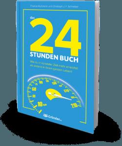 """""""Das 24 Stunden Buch"""" von Thomas Klussmann"""
