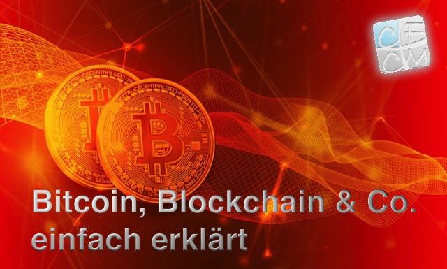 Kryptowährungen Kurse Bitcoin Blockchain einfach erklärt