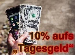 PlusTokenApp-Tagesgeld