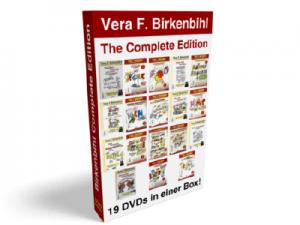 Vera F. Birkenbihl The Complete Edition 19 DVD-Box